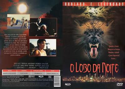 O Lobo da Noite DVD Capa