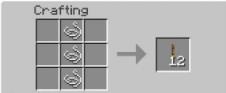 Rope Plus Mod craftings