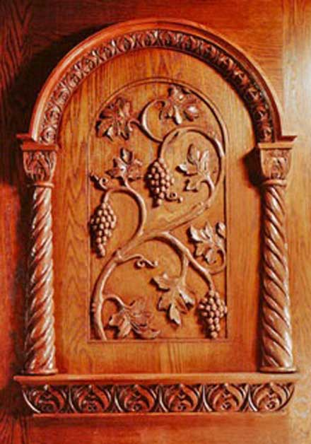 kerala wood worked art door designs single wooden doors are suitable ...