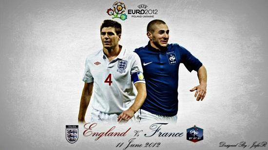 Perancis vs Inggris