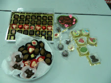 Kelas DIY Homemade Chocolate DIY RM250 perhead
