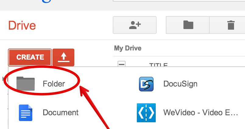 4 Important Google Drive Skills for Teachers
