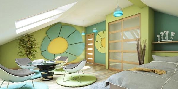 Cara Cerdas Memanfaatkan Loteng Rumah Minimalis