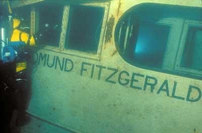 Edmund Fitzgerald Body