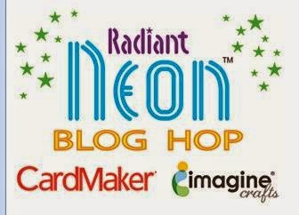 Radiant Neon Blog Hop