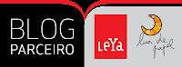 Selo de Blog parceiro LeYa / Lua de Papel