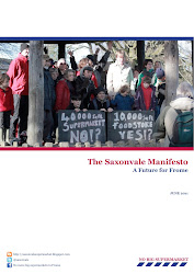 The Saxonvale Manifesto