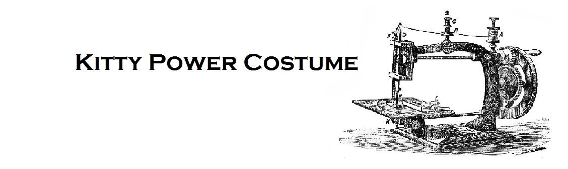 Kitty Power Costume