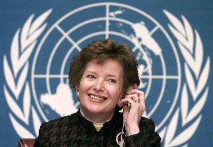 Mary Robinson Ditunjuk Sebagai Utusan Khusus PBB untuk Perubahan Iklim