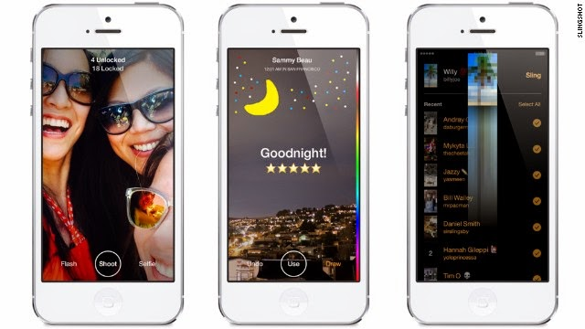 Facebook self destructing photo and video sharing App 'Slingshot' released yesterday in USA, world wide release soon