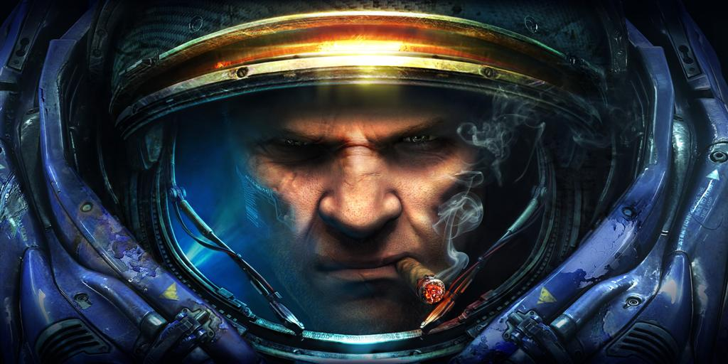 Starcraft HD & Widescreen Wallpaper 0.875966320788862