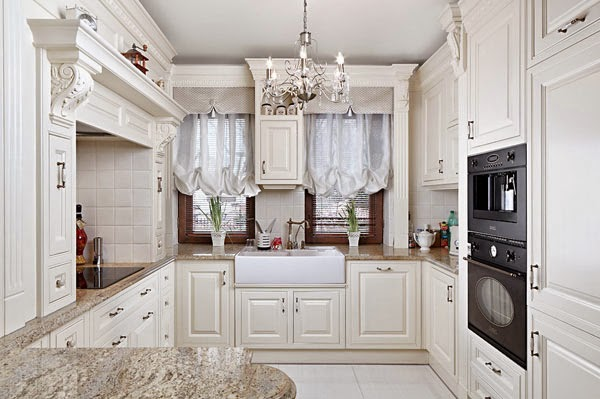 British Interior Design For Kitchen