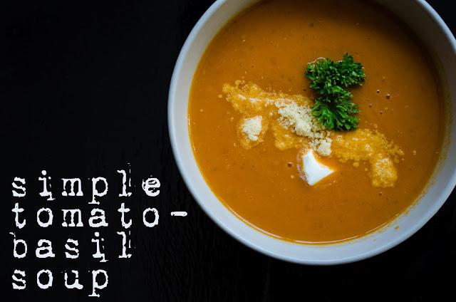 Bail Tomato Soup