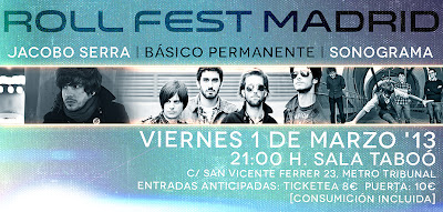 Festival Roll Madrid