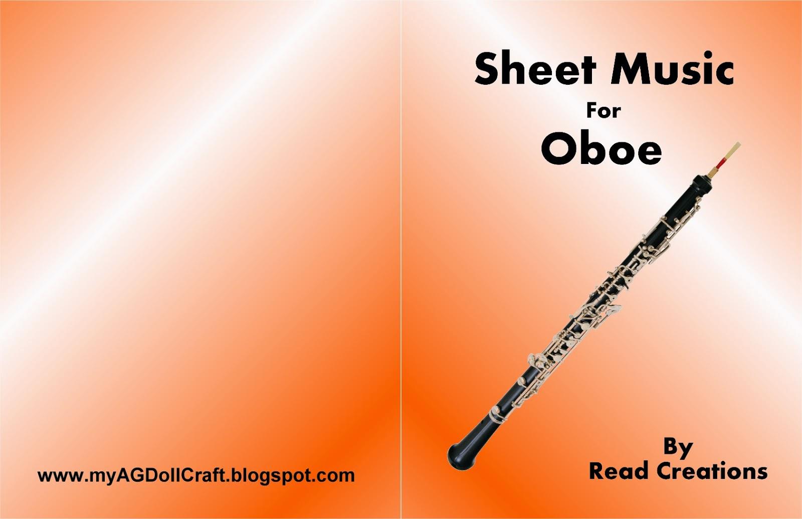 Oboe book cover