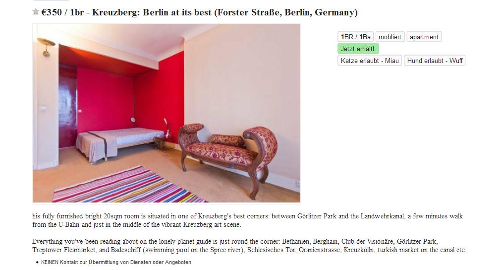 fickstutenmarkt berlin craigslist berlin germany