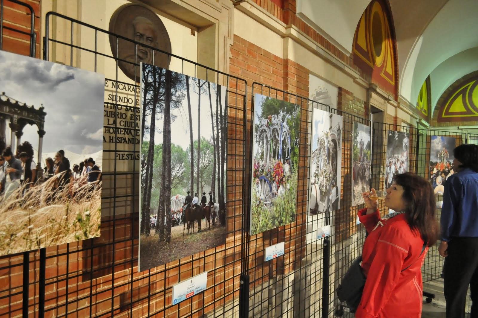 Exposicion de fotos Hdad de Huelva