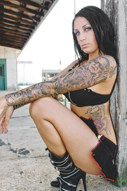 Tattoo Sleeve