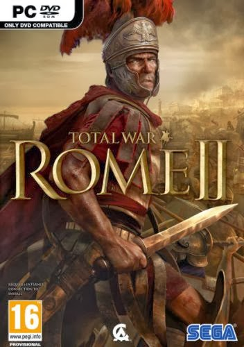 Total War ROME II: Update 9 Incl DLC