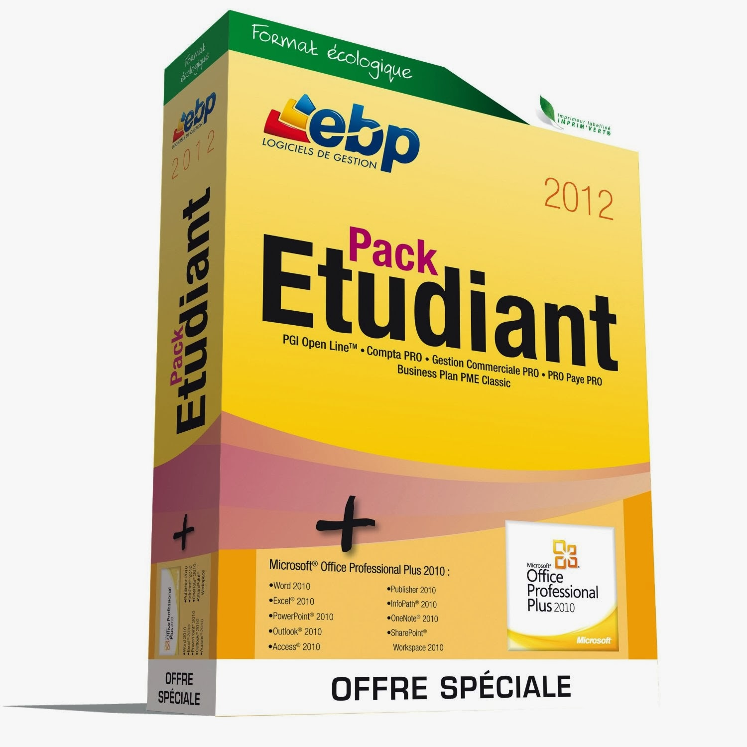 Ebp pack etudiant 2012 offre sp ciale ms 2010 keygen crack telechargement gratuit windows - Pack office gratuit etudiant ...