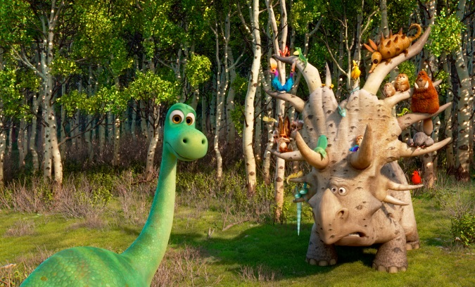 Disney S Dinosaur Stand Together Resounded No