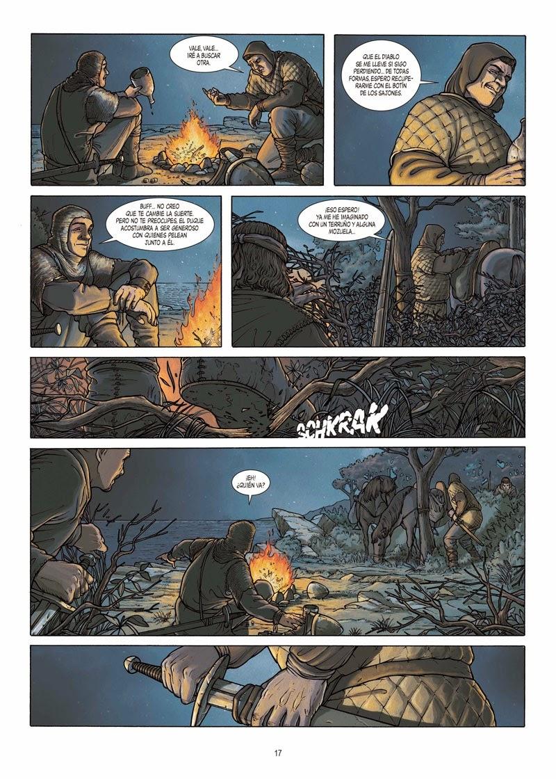 los caminos del señor comic yermo ediciones