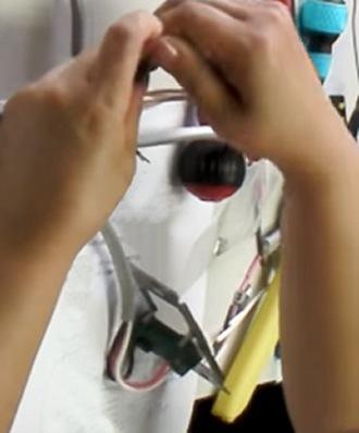 軽微な電気工事程度は時々、練習しておきましょう!