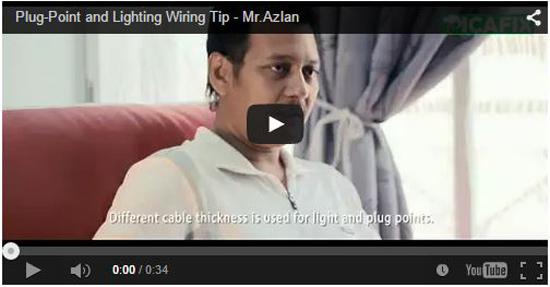 Video - Tips Memasang Lampu dan Wiring Rumah