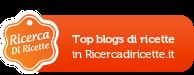 RICERCA DI RICETTE