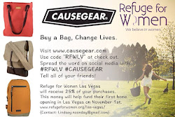 Refuge For Women~LV Causegear Campaign