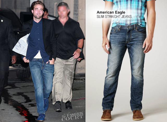Articulos Sobre Rob - Página 29 Robert-pattinson-in-american-eagle-jimmy-kimmel-live