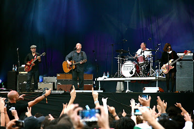 Pixies en Lollapalooza Chile