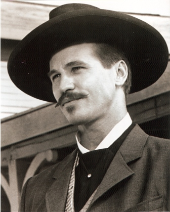 Doc Holliday Val Kilmer Wallpaper Doc holliday were val