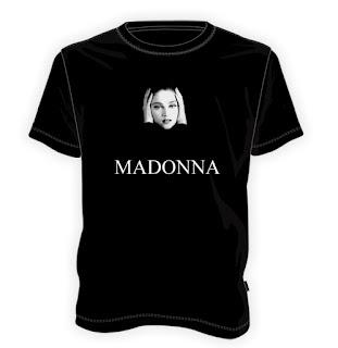 Koszulka Madonna