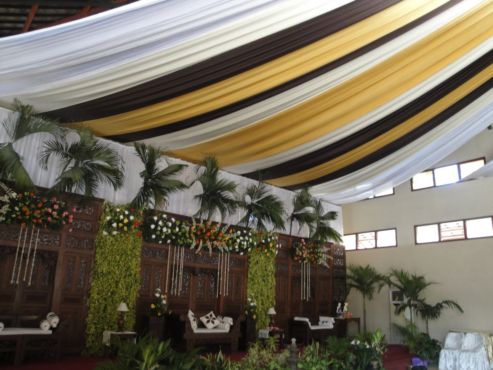 Coretan Bunda untuk Edelwaisy: wedding decorations / Dekorasi ...