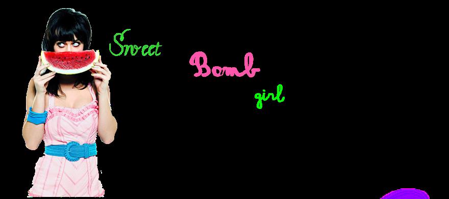Sweet Bomb Girl