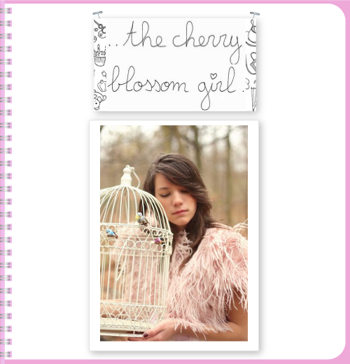 The Cherry Blossom Girl
