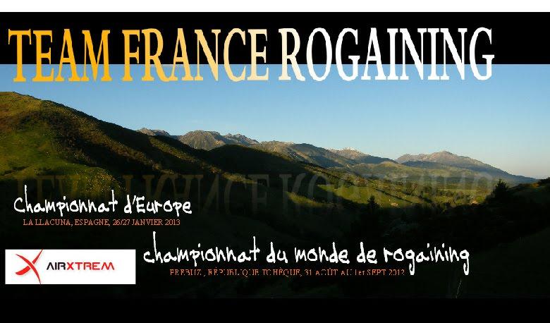 Team France Rogaining WRC 2012