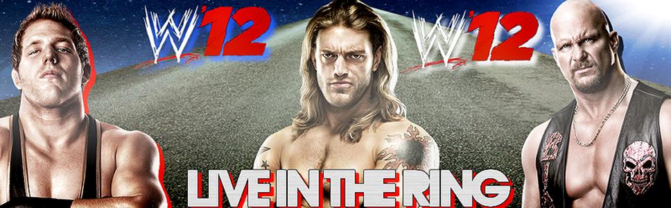 Live in the Ring:Wrestling é o nosso lema