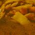 Reteta simpla taraneasca - supa de pastai cu mici