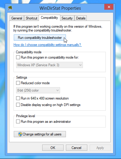 Windows+Compatibility+Settings