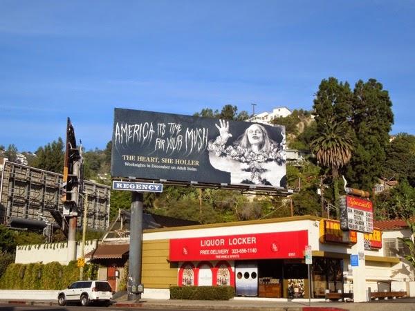 The Heart She Holler season 3 billboard