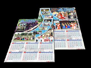 kalender 2014, kalender murah, percetakan kalender