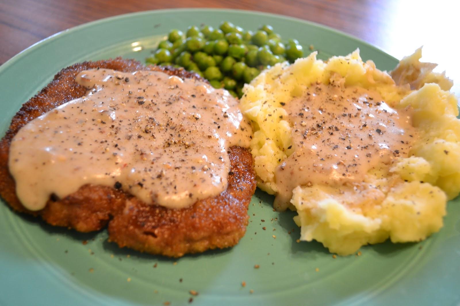 SLMPetersen: Foodie Friday - Chicken Fried Steak