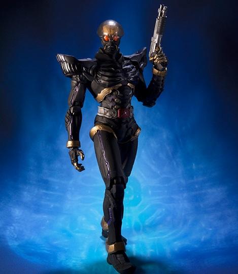 S.I.C. Hakaider Kamen Rider