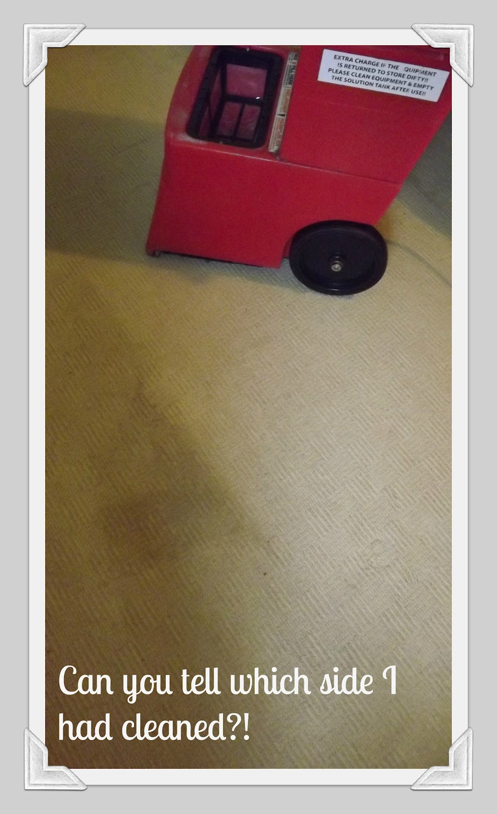 Rugdoctor Review Carpet Cleaner Cleaning Dirt Removal