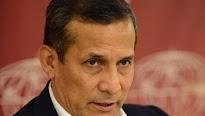 Humala niega haber recibido pagos desde Brasil para su campaña electoral