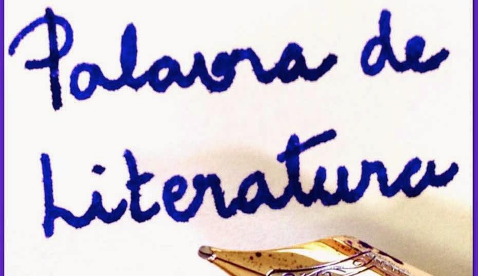 PALAVRA DE LITERATURA