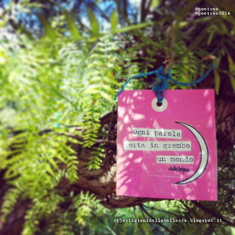 #poetree2014 - poesie sugli alberi