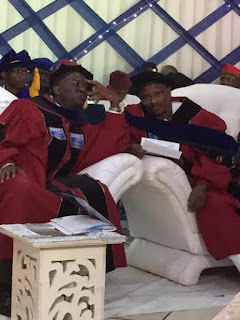 Fashola & Rabiu Kwankwaso doctorate degree babcock